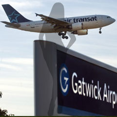 Gatwick airport escorts