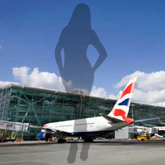 Heathrow airport escorts